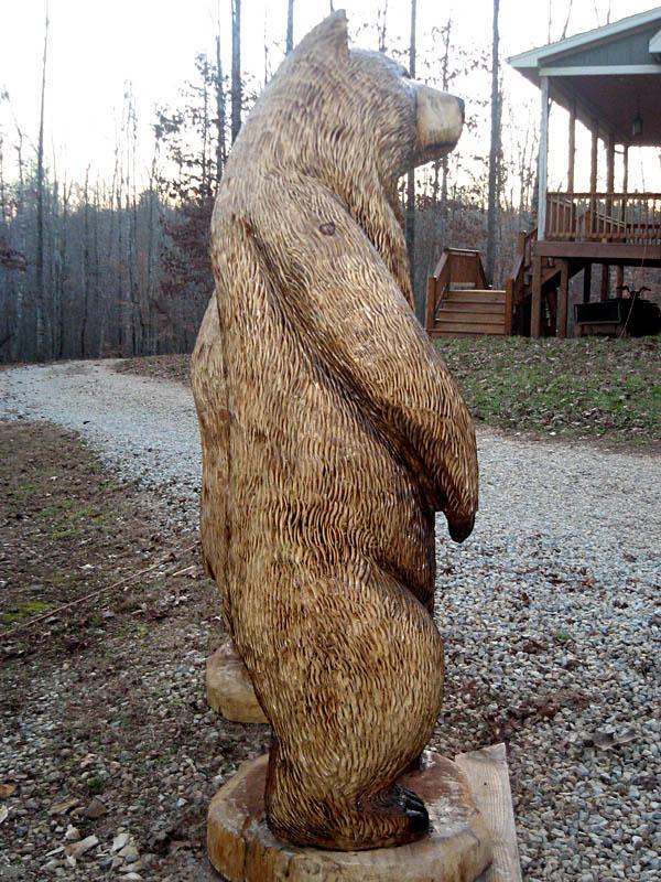 Brown bear seckman sr sleepy hollow art