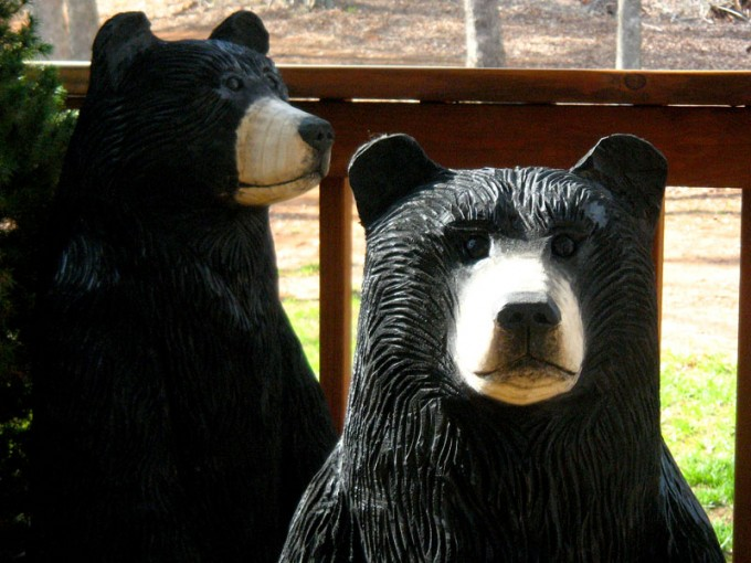 Three New Bears from the Urban Art Show