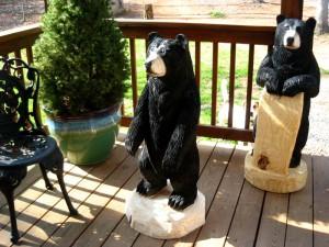 Chainsaw Bear, Kenneth