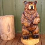 Caramel Bear