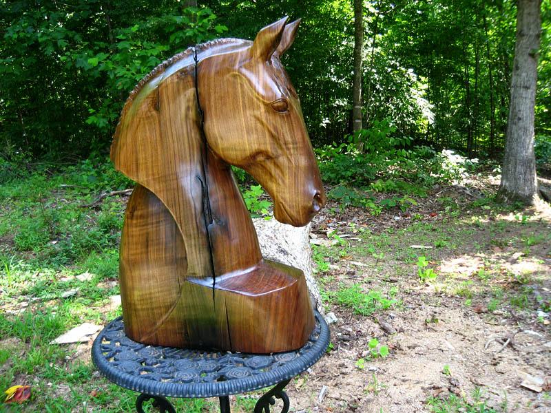 Horses sleepy hollow art