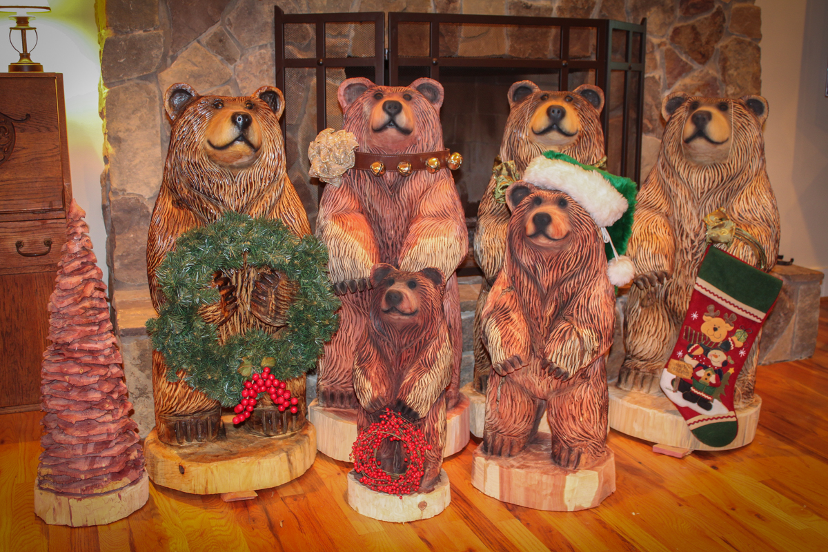 Christmas Bear Clan